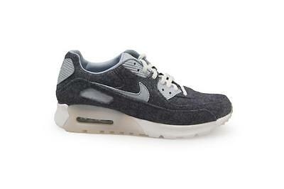 Womens Nike Air Max 90 Ultra Prm - 859522400 - Modnight Navy Blue Grey