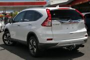 2016 Honda CR-V RM Series II MY17 VTi-L 4WD White 5 Speed Sports Automatic Wagon Nundah Brisbane North East Preview