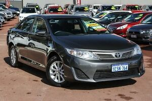 2015 Toyota Camry ASV50R Altise Grey 6 Speed Sports Automatic Sedan Cannington Canning Area Preview