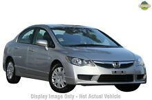 2011 Honda Civic 8th Gen MY11 VTi Silver 5 Speed Automatic Sedan Beaudesert Ipswich South Preview