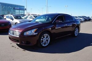 2014 Nissan Maxima SV Leather,  Sunroof,  Heated Seats,  Backup