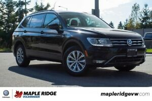 2018 Volkswagen Tiguan Trendline ONE OWNER, NO ACCIDENTS, B.C. C