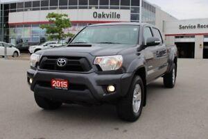 2015 Toyota Tacoma 4WD TRD Sport w/Bluetooth, Heated Seats & Bac