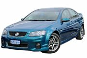 2012 Holden Commodore VE II MY12 SS Green 6 Speed Sports Automatic Sedan Midland Swan Area Preview