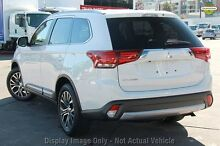 2016 Mitsubishi Outlander ZK MY16 LS 2WD Starlight 6 Speed Constant Variable Wagon Wilson Canning Area Preview