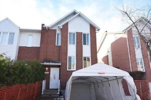 Beautiful semi detached for sale- 80% newly renovate Negotiable