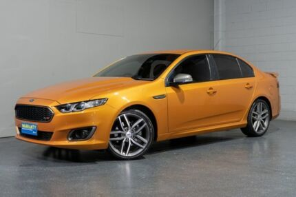 2015 Ford Falcon FG X XR8 Orange 6 Speed Auto Seq Sportshift Sedan Woodridge Logan Area Preview