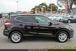 2015 Nissan Qashqai J11 TS Maroon 1 Speed Constant Variable Wagon Berwick Casey Area Preview
