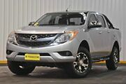 2014 Mazda BT-50 UP0YF1 GT Silver 6 Speed Sports Automatic Utility Hendra Brisbane North East Preview