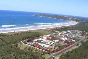 4 Acres Beachfront Accomodation Lismore Area Preview