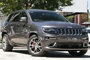 2014 Jeep Grand Cherokee WK MY15 SRT 8 Speed Sports Automatic Wagon Adelaide CBD Adelaide City Preview