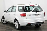 2014 Ford Territory SZ TS Seq Sport Shift White 6 Speed Sports Automatic Wagon Seven Hills Blacktown Area Preview