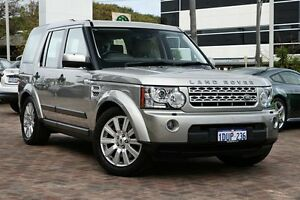 2012 Land Rover Discovery 4 Series 4 MY12 SDV6 CommandShift HSE Ipanema Sand 6 Speed Sports Automati Osborne Park Stirling Area Preview