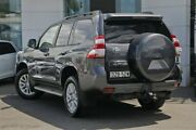 2016 Toyota Landcruiser Prado GDJ150R VX Grey 6 Speed Sports Automatic Wagon Kirrawee Sutherland Area Preview