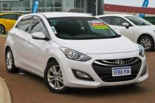 2012 Hyundai i30 GD Elite Creamy White 6 Speed Manual Hatchback East Rockingham Rockingham Area Preview