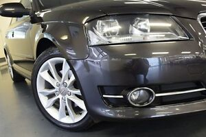 2012 Audi A3 8P MY12 Ambition Sportback S tronic Grey 7 Speed Sports Automatic Dual Clutch Hatchback Chatswood Willoughby Area Preview
