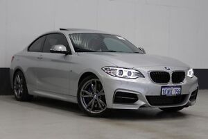 2014 BMW M235i F22 M235I Silver 8 Speed Automatic Coupe Bentley Canning Area Preview
