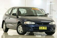 2000 Mitsubishi Mirage CE M00 VR-X Blue 4 Speed Automatic Hatchback Waitara Hornsby Area Preview