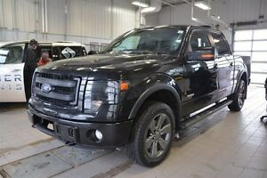 2013 Ford F-150 FX4 CREWCAB 4X4 Accident Free,  Navigation (GPS)