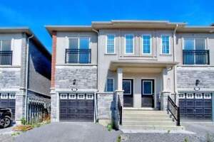 SPACIOUS NEW END-UNIT  3-BEDROOM FREEHOLD TOWNHOUSE!