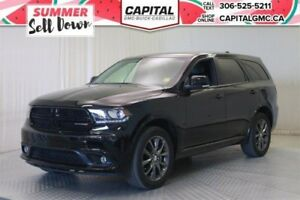 2017 Dodge Durango GT AWD*NAV*Sunroof*Leather*V^*