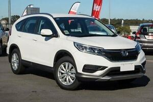 2016 Honda CR-V 30 Series 2 VTi (4x2) Taffeta White 5 Speed Automatic Wagon Wangara Wanneroo Area Preview