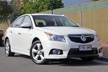 2011 Holden Cruze JH SERIES II MY SRi White 6 Speed Sports Automatic Sedan Glenelg Holdfast Bay Preview