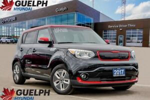2017 Kia Soul EV Luxury NAV | BACKUP CAM | HEATED SEATS & MORE