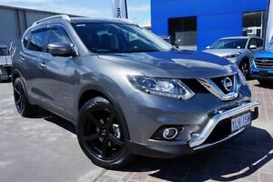 2016 Nissan X-Trail T32 Ti X-tronic 4WD Grey 7 Speed Constant Variable Wagon Pearce Woden Valley Preview
