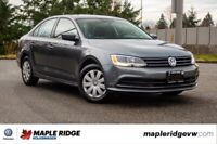 2017 Volkswagen Jetta Sedan Trendline+ HEATED SEATS, ONE OWNER,