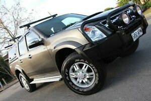 2012 Isuzu D-MAX MY11 LS-U Grey 5 Speed Manual Utility Nailsworth Prospect Area Preview