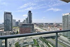 High Level With Views Of City And Lake, Very Cozy 1 Bdrm Unit