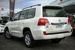 2012 Toyota Landcruiser White Sports Automatic Wagon Frankston Frankston Area Preview