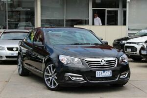 2015 Holden Calais VF II MY16 V Black 6 Speed Sports Automatic Sedan Cheltenham Kingston Area Preview