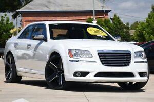2014 Chrysler 300 LX MY14 C E-Shift Luxury Cream 8 Speed Sports Automatic Sedan Toowoomba Toowoomba City Preview