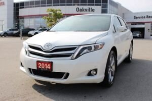 2014 Toyota Venza Limited V6 AWD w/Navigation, Panoramic Roof, B