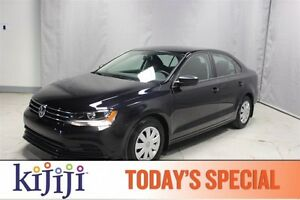2016 Volkswagen Jetta Sedan TRENDLINE Back-up Cam,  Bluetooth,