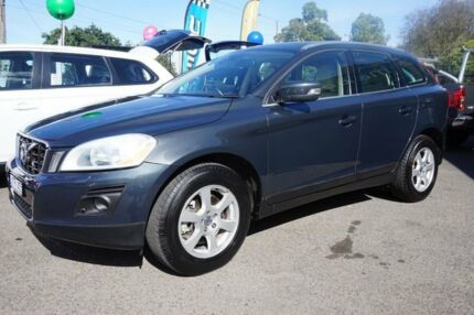 2010 Volvo XC60 DZ MY10 LE Geartronic AWD Savile Grey 6 Speed Sports Automatic Wagon Dandenong Greater Dandenong Preview