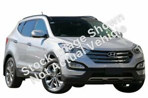 2012 Hyundai Santa Fe DM MY13 Highlander Silver 6 Speed Sports Automatic Wagon Canning Vale Canning Area Preview
