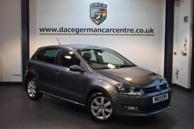 2013 13 VOLKSWAGEN POLO 1.4 MATCH EDITION 5DR 83 BHP