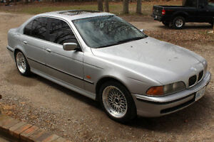 1997 BMW 5-Series 540i 6 speed London Ontario image 5