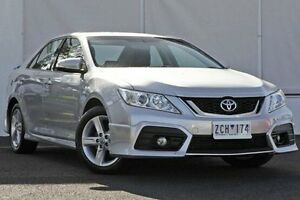 2012 Toyota Aurion GSV50R Sportivo SX6 Silver Pearl 6 Speed Sports Automatic Sedan Upper Ferntree Gully Knox Area Preview