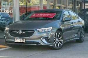 2017 Holden Commodore ZB MY18 RS Liftback AWD Grey 9 Speed Sports Automatic Liftback Somerton Park Holdfast Bay Preview
