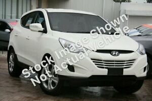 2011 Hyundai ix35 LM MY11 Active (FWD) White 6 Speed Automatic Wagon Sylvania Sutherland Area Preview