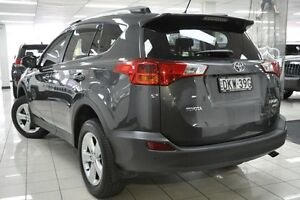 2013 Toyota RAV4 ASA44R GXL (4x4) Grey 6 Speed Automatic Wagon Chatswood West Willoughby Area Preview