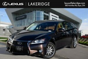 2015 Lexus GS 350 Executive, One Owner, No Accidents, Navi/Mark