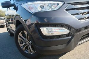 2013 Hyundai Santa Fe DM MY13 Active Blue 6 Speed Sports Automatic Wagon Mindarie Wanneroo Area Preview