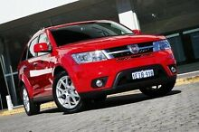 2013 Fiat Freemont  Red Automatic Wagon St James Victoria Park Area Preview