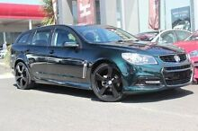 2014 Holden Commodore  Green Sports Automatic Wagon Watsonia North Banyule Area Preview