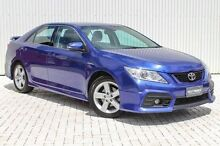 2014 Toyota Aurion GSV50R Sportivo ZR6 Blue 6 Speed Sports Automatic Sedan Embleton Bayswater Area Preview